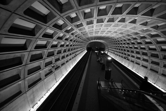 Picture of metro.