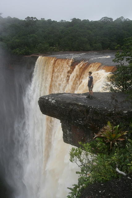 Picture of falls.