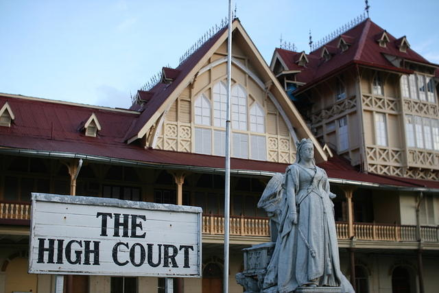 Picture of court.