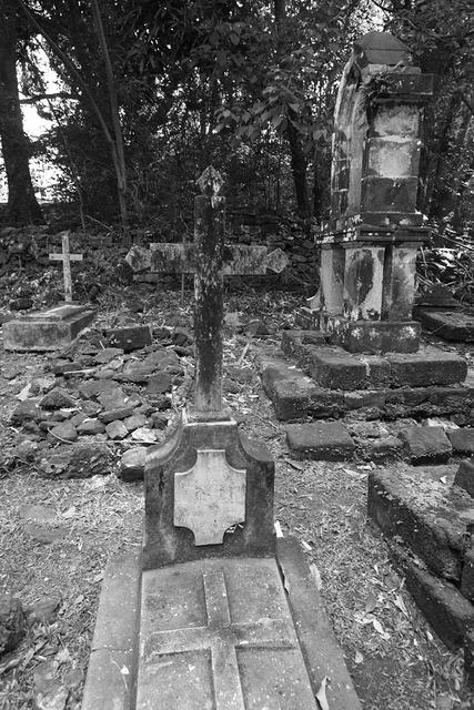 Picture of graves.