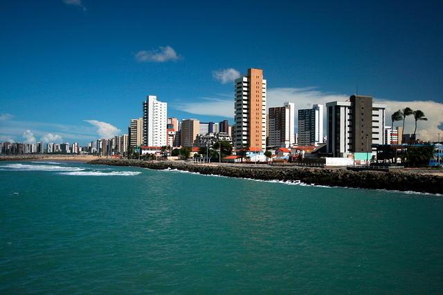 Picture of Fortaleza.