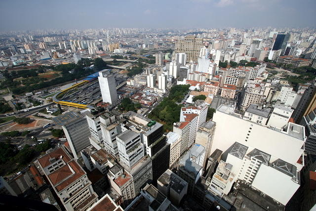Picture of Sao Paulo.