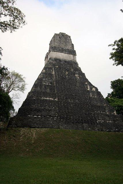 Picture of pyramid.