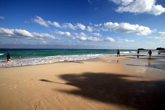Picture of beach.
