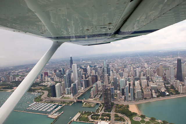 Picture of Chicago.