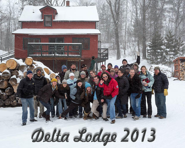 Picture of lodge.