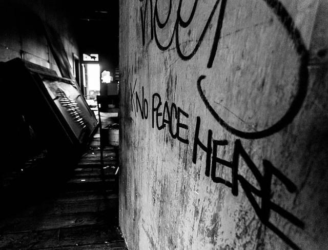 Picture of graffiti.