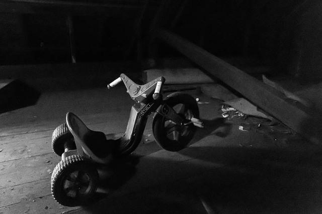 Picture of tricycle.