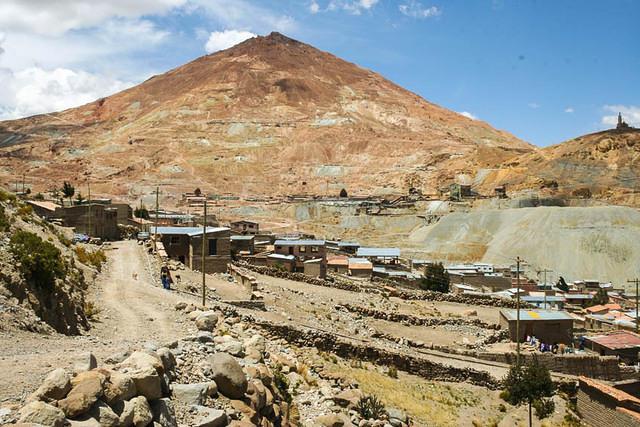 Picture of Cerro Rico.