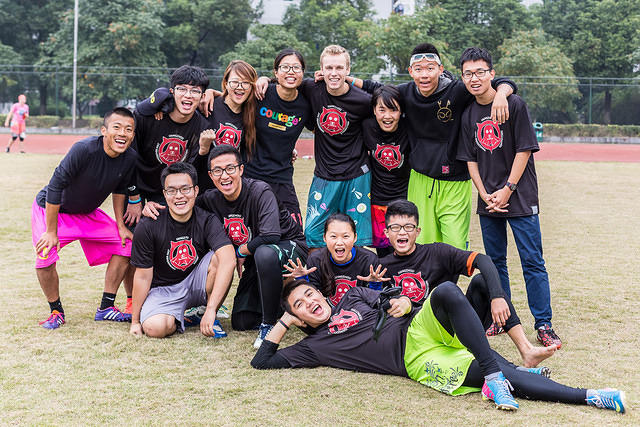Picture of ultimate