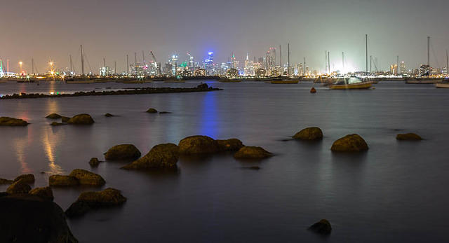 Picture of Melbourne, Australia.