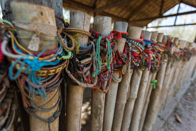 Picture of bracelets.