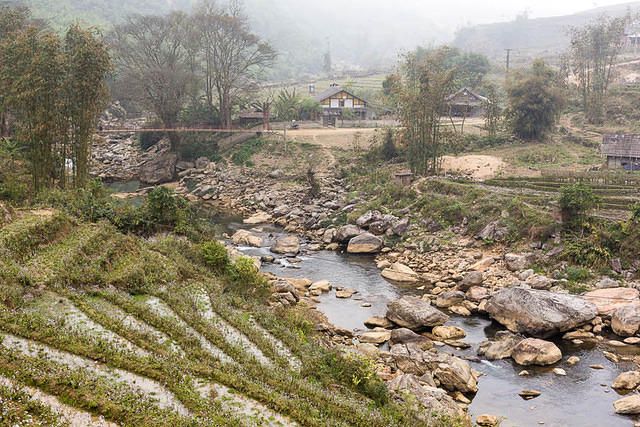 Picture of village.