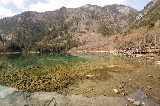 Picture of lake.