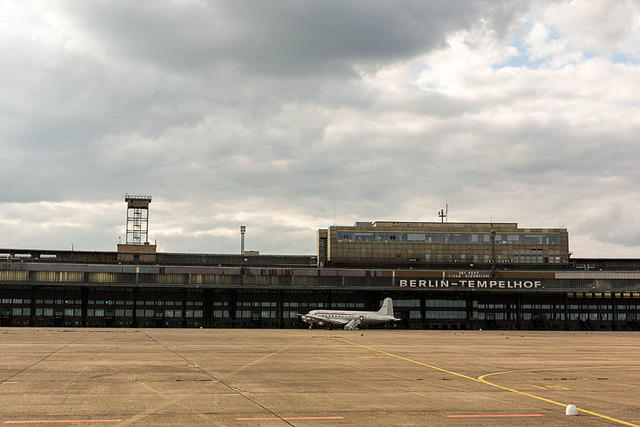 Picture of Tempelhof Field.