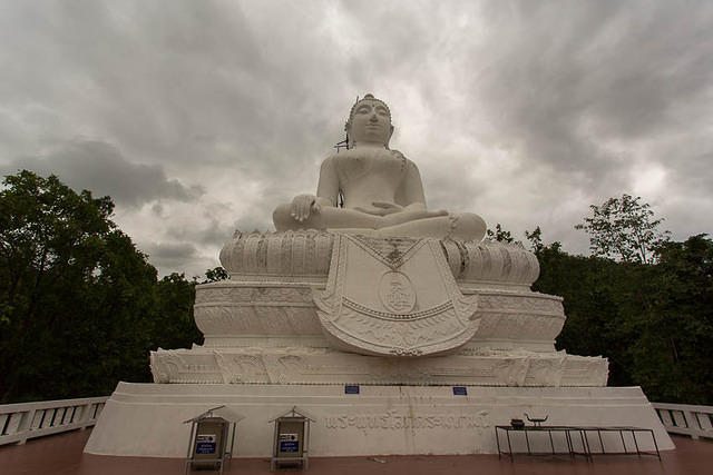 Picture of Buddha.