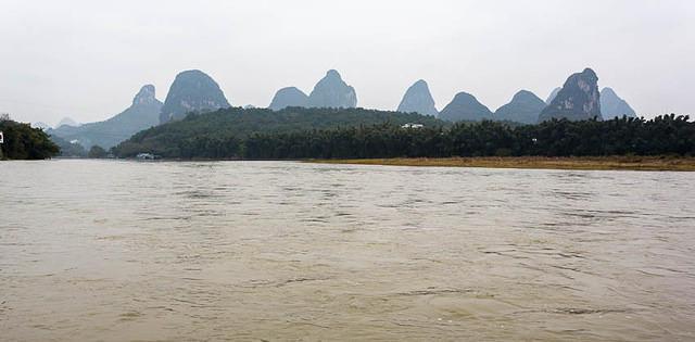 Yangshuo: Picture of Li River.