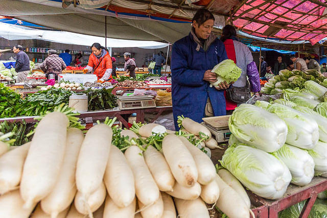 Fu Ling - Picture of Daikon.