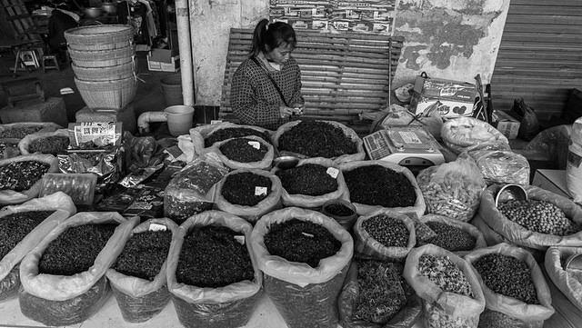 Fu Ling - Picture of spices.