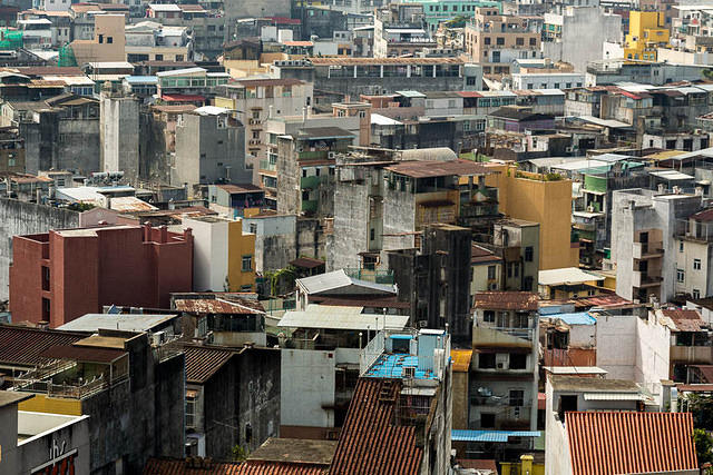 Macau: Picture of housing.