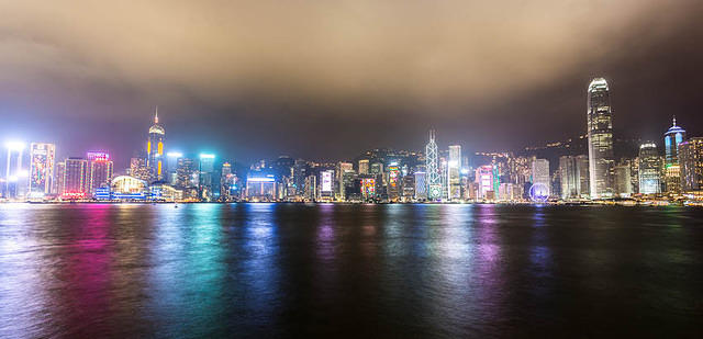 Picture of Hong Kong.
