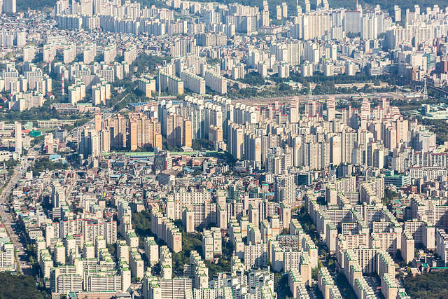 2016: Picture of Seoul.