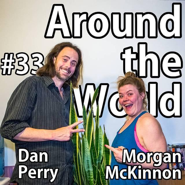 Morgan: Picture of Dan and Morgan.