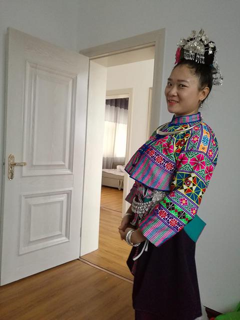 Li Song Mei: Picture of Li Song Mei.