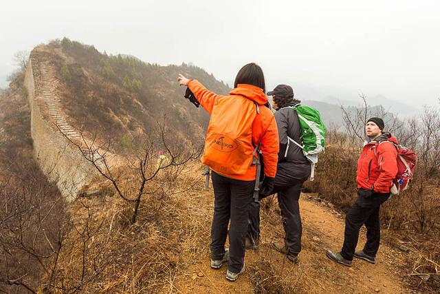 Gubeikou Great Wall.