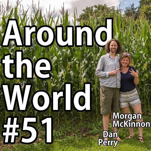 Picture of Dan and Morgan.