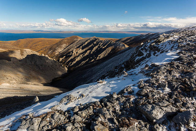 Mongolia: Picture of pass.
