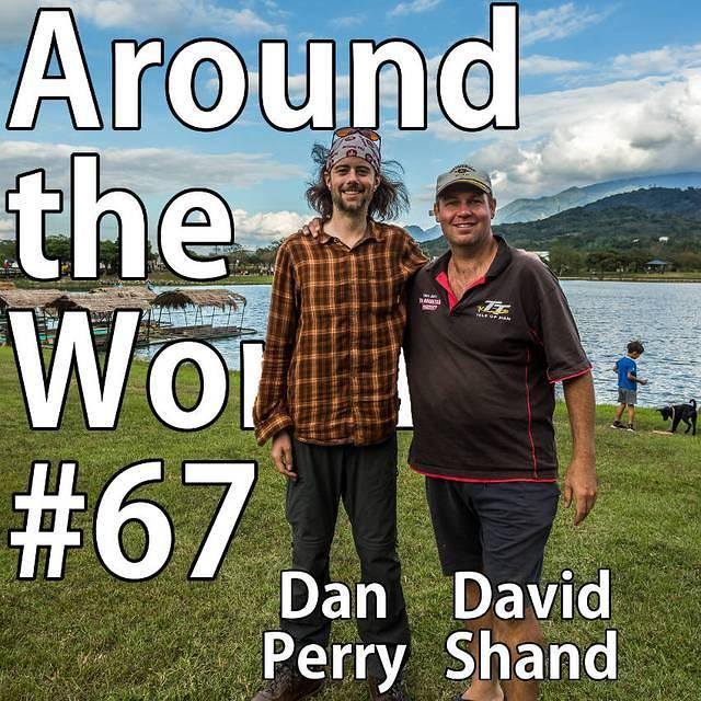 Random: Picture of Dan Perry and David Shand.
