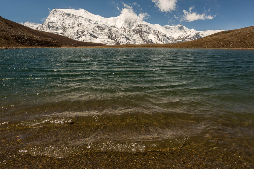 Picture of Ice Lake.