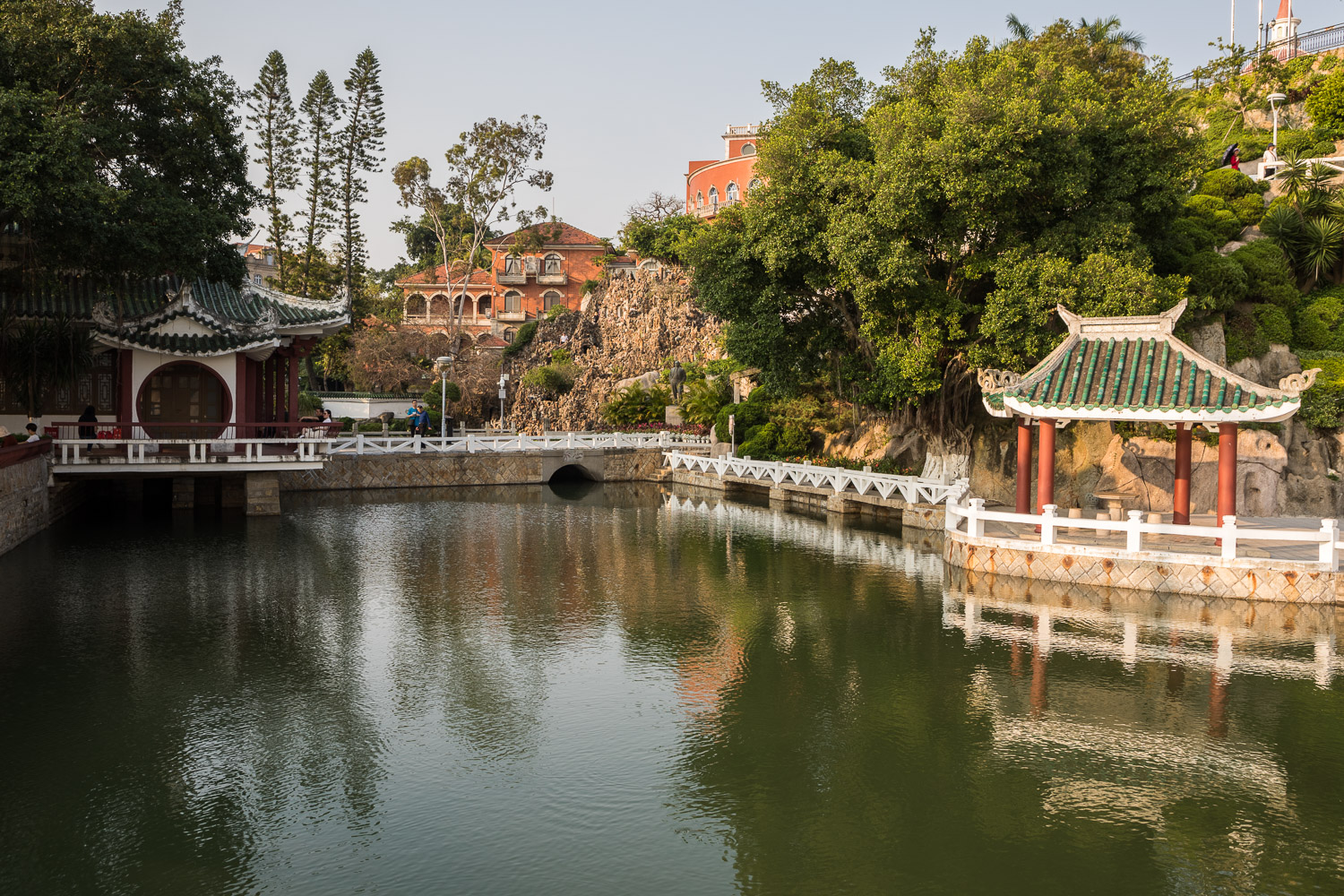 Picture of Shuzhuang Garden.