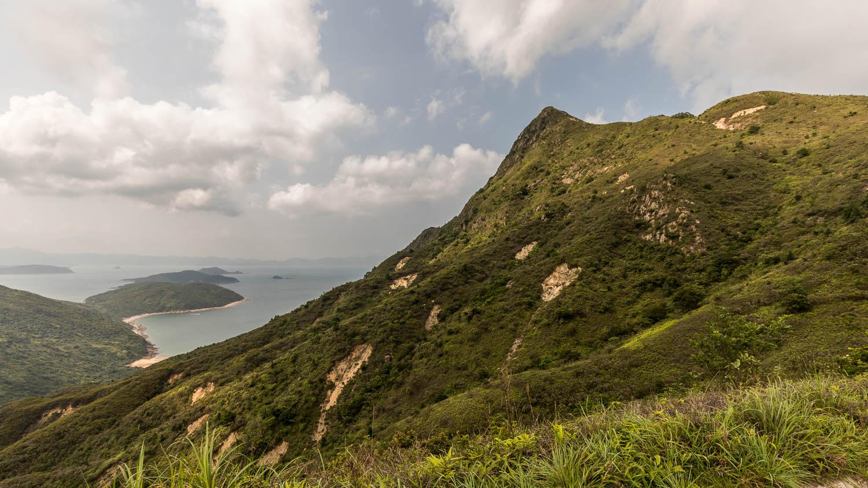 Picture of summit of Sharp Peak.