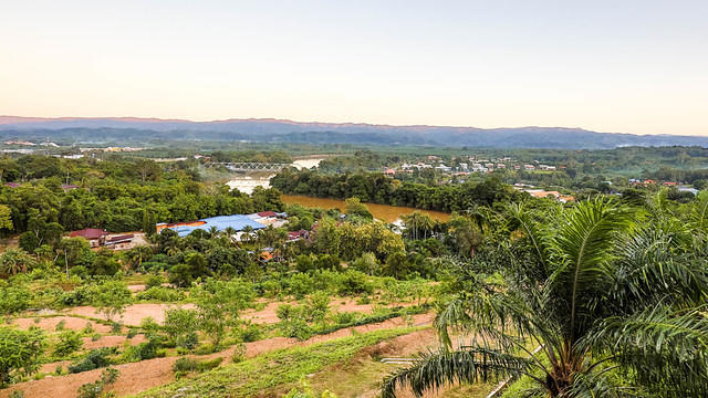Picture of Fatt Choi in Tenom.