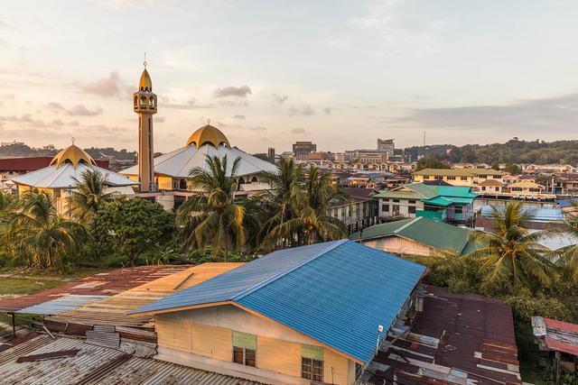 Picture of Bandar Seri Bagawan.