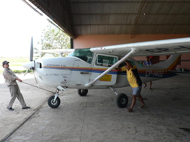 Picture of plane.