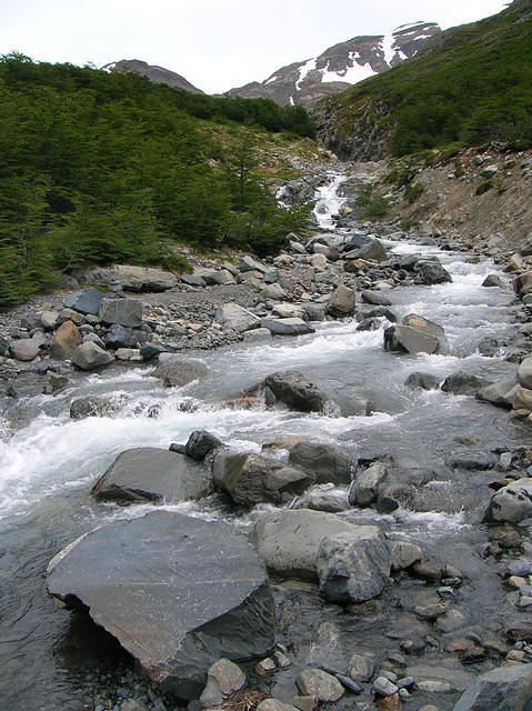 Picture of a river.