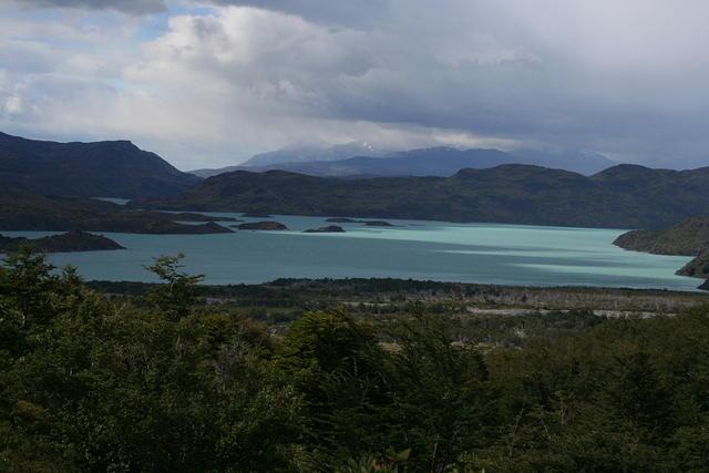 Lago Nordenskjold.