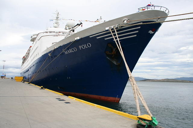Picture of the Marco Polo.